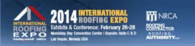International Roofing Expo 2014 / 26-28 Feb. 2014