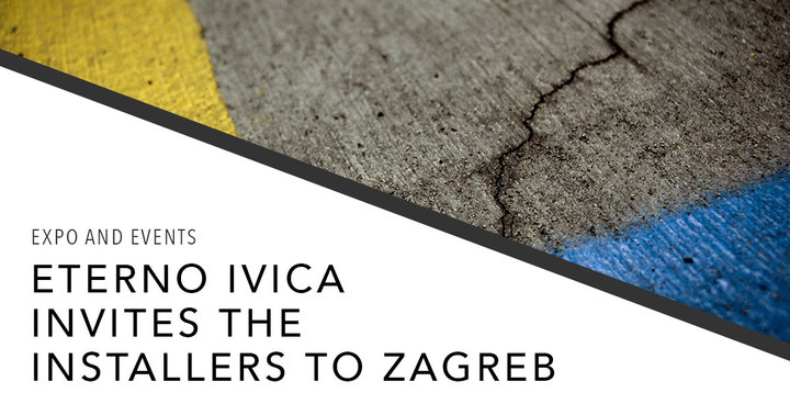 Eterno Ivica will be in Zagreb giving a course for installers.